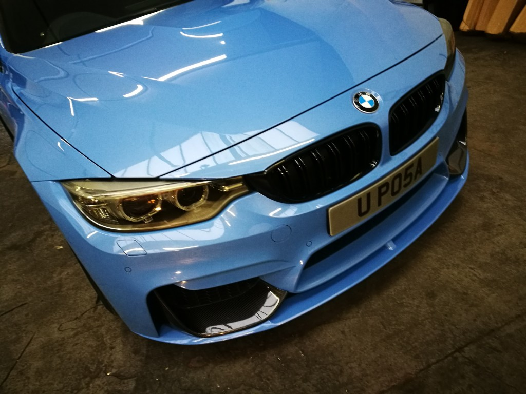 Ppf paint protection film preston for Car paint protection film cost